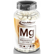 Витамины IronMaxx - Mg Magnesium Citrate 300 мг (130 таблеток)