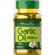 Антиоксидант Puritan's Pride - Garlic Oil 1000 мг (100 капсул)