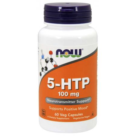 Релаксант Now Foods - 5-HTP 100 мг