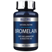 Бромелайн Scitec Nutrition - Bromelain (90 таблеток)