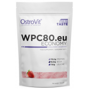 Сывороточный протеин OstroVit - WPC80.eu ECONOMY (700 грамм)