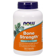 Витамины и минералы Now Foods - Bone Strength (120 капсул)