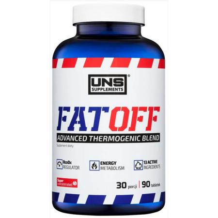 Жиросжигатель UNS - Fat Off (90 капсул)