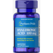 Гиалуроновая кислота Puritan's Pride - Hyaluronic Acid 100 мг