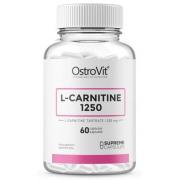 Карнитин OstroVit - L-Carnitine 1250 (60 капсул)