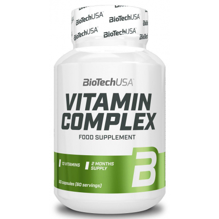 Комплекс витаминов BioTech - Vitamin Complex (60 капсул)