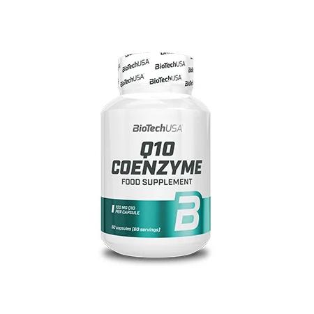 Антиоксидант BioTech - Coenzyme Q10 (60 капсул)