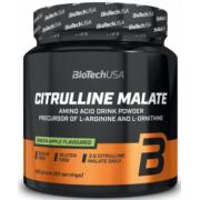 Цитруллин BioTech - Citrulline Malate (300 грамм)
