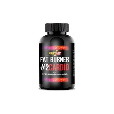 Жиросжигатель Power Pro - Fat Burner CARDIO (90 капсул)