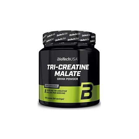 Креатин BioTech - Tri-Creatine Malate (300 грамм)