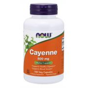 Жиросжигатель Now Foods - Cayenne 500 мг (100 капсул)