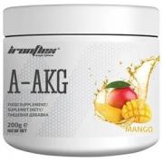 Аргинин IronFlex - A-AKG (200 грамм)