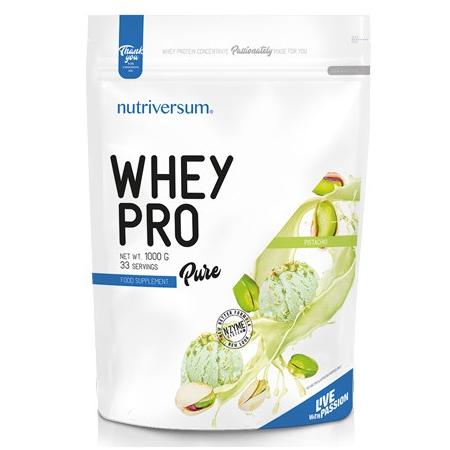 Сывороточный протеин Nutriversum - Whey Pro Pure (1000 грамм)