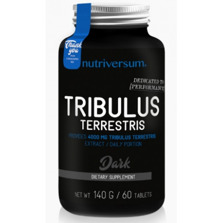 Трибулус Nutriversum - Tribulus Terrestris Dark (120 таблеток)