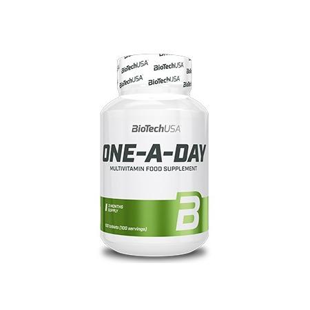 Витамины BioTech - One-A-Day (100 таблеток)