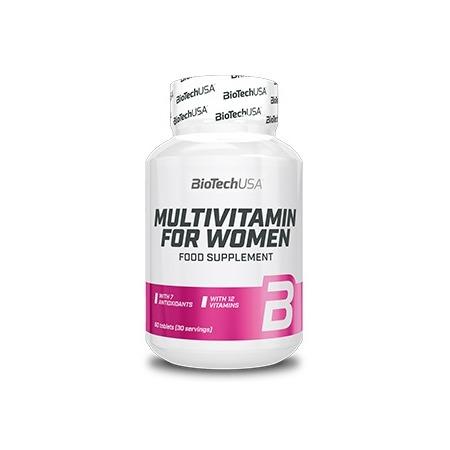 Витамины BioTech - Multivitamin for Women (60 таблеток)
