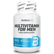 Витамины BioTech - Multivitamin for Men (60 таблеток)