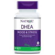 Поддержка уровня гормонов Natrol - DHEA 10 мг (30 таблеток)