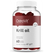 Антиоксидант OstroVit - Krill Oil (60 капсул)