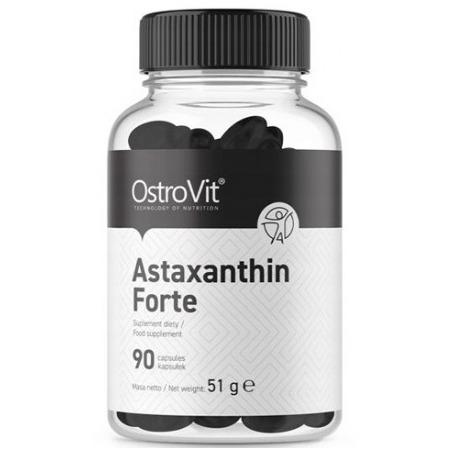 Антиоксидант OstroVit - Astaxanthin (90 caps)