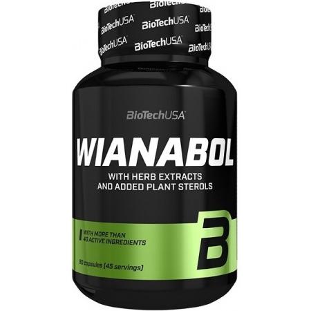 Бустер тестостерона BioTech - Wianabol (90 капсул)
