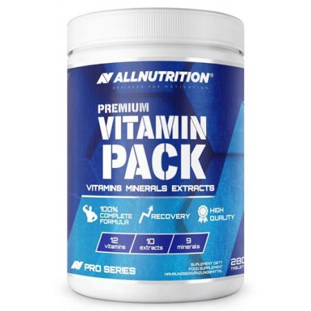 Витаминно-минеральный комплекс AllNutrition - Premium Vitamin Pack (280 таблеток)