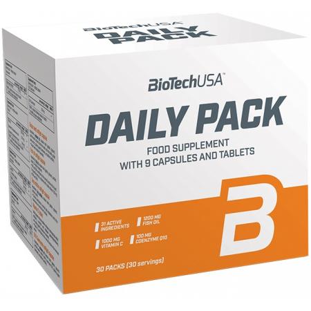 Комплекс витаминов BioTech - Daily Pack (30 пакетиков)