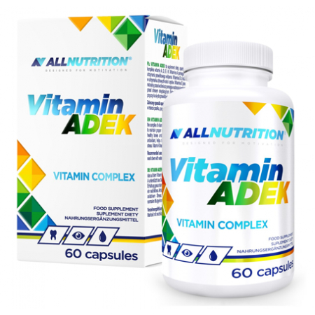 Комплекс витаминов AllNutrition - Vitamin ADEK (60 капсул)