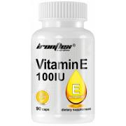 Витамины IronFlex - Vitamin E 100 IU (90 таблеток)