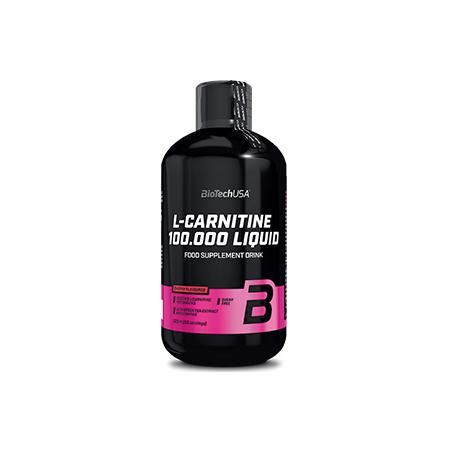 Карнитин BioTech - L-Carnitine 100.000 Liquid (500 мл)