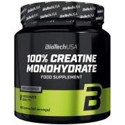 Креатин BioTech USA - 100% Creatine Monohydrate