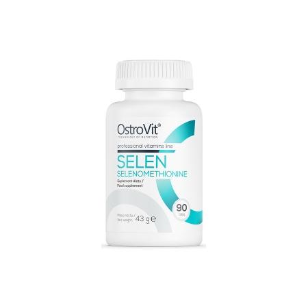 Селен OstroVit - Selen Selenomethionine (90 таблеток)