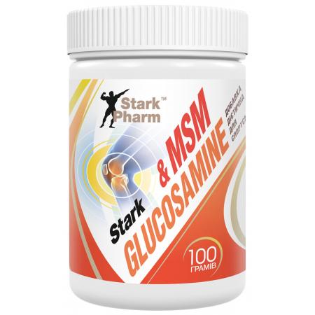 Глюкозамин Stark Pharm - Glucosamine & MSM (100 грамм)