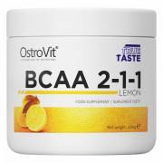 Аминокислоты OstroVit - BCAA 2:1:1 (200 грамм)