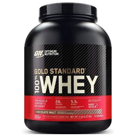 Optimum Nutrition - 100% Whey Gold Standard (2270 гр) США ***