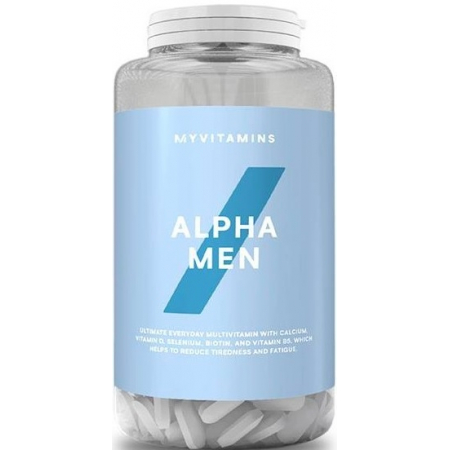 Витамины Myprotein - Alpha Men Multivitamin