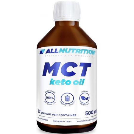Жирные кислоты AllNutrition - MCT Keto Oil (500 мл)