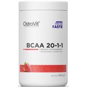 Аминокислоты OstroVit - BCAA 20-1-1 (400 грамм)