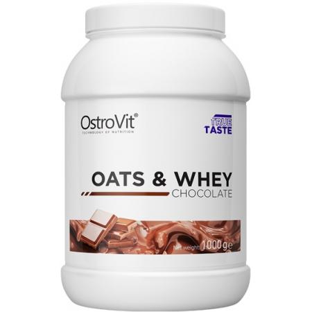 Овсянка с протеином OstroVit - Oats & Whey (1000 грамм)