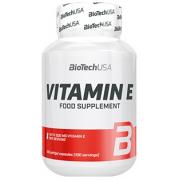 Витамины BioTech - Vitamin E 200 мг (100 капсул)