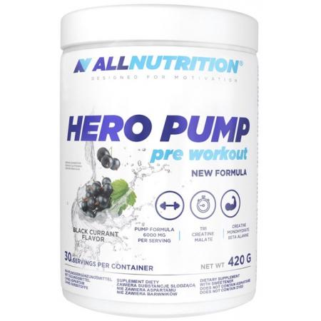 Предтренировочный комплекс AllNutrition - Hero Pump (420 грамм)