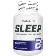 Сон и режим BioTech - Sleep Pre-Melatonin (60 капсул)