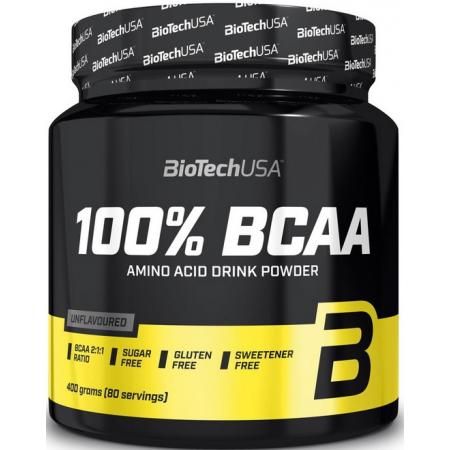 Аминокислоты BioTech - 100% BCAA (400 грамм)