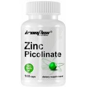Цинк IronFlex - Zinc Picolinate (100 таблеток)