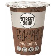Крем-суп Street Soup - Грибной