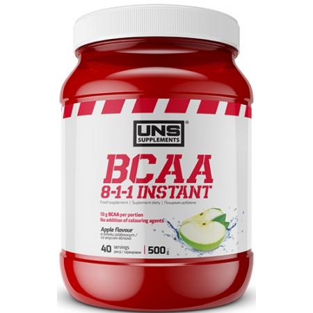 Аминокислоты UNS - BCAA 8:1:1 Instant (500 грамм)