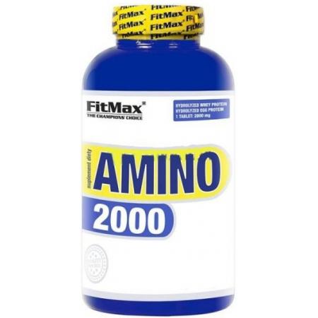 Аминокислоты FitMax - Amino 2000 (150 таблеток)