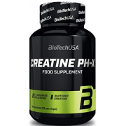 Креатин BioTech - Creatine pH-X (90 капсул)