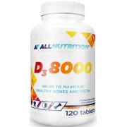 Витамины AllNutrition - D3 8000 (120 таблеток)