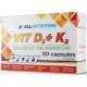 Витамины AllNutrition - Vit D3 + K2 (30 капсул)